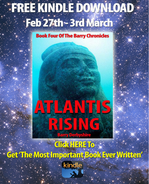 Free Kindle Download of 'Atlantis Rising'