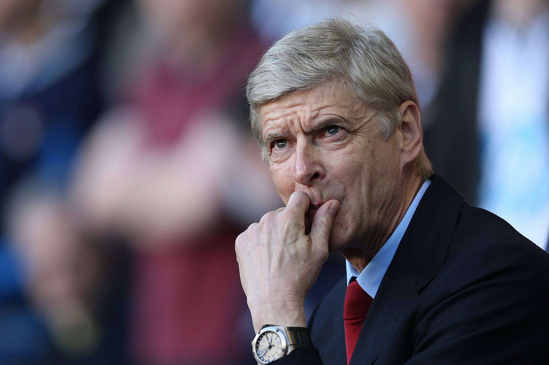Money to remove Wenger