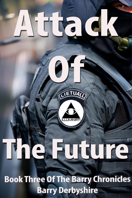 Attack of The Future Book Released!
