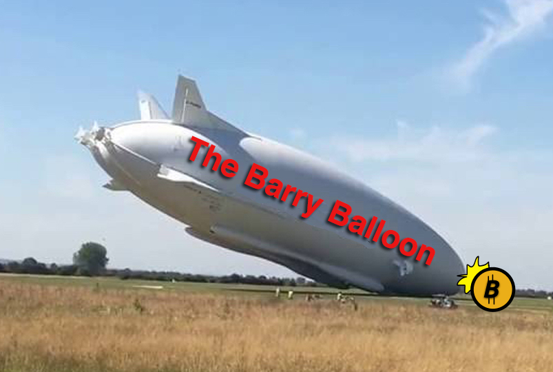 Airship Disaster!!