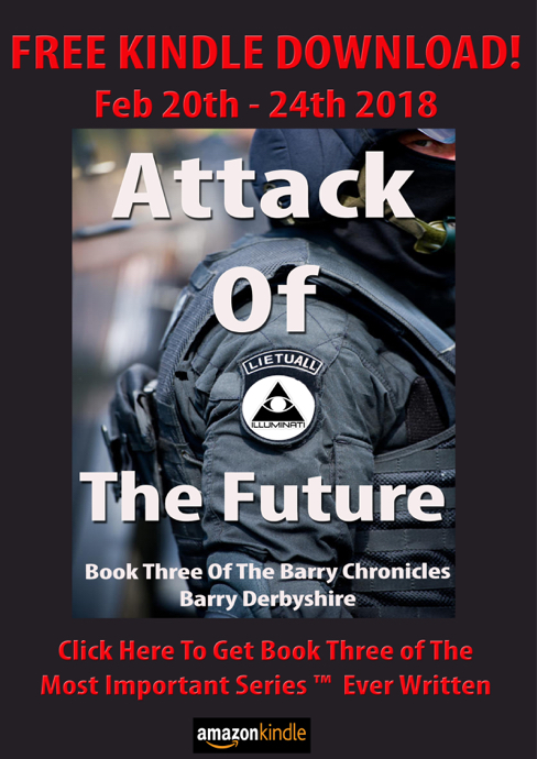 Free Kindle Download of 'Attack of The Future'